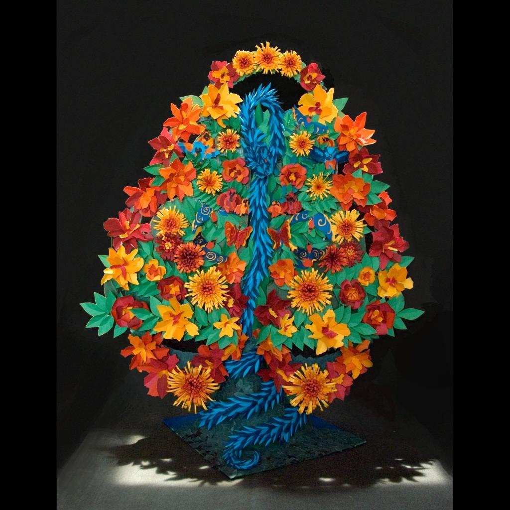 Late Bloomer, Sculpture by Marguerite Belkin